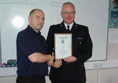 40-sw-police-award