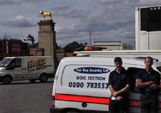 43-twickenham-security-team-van