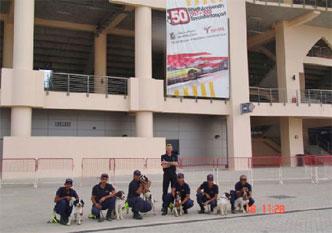 70-canine-security-team